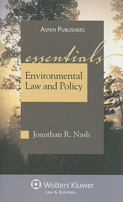 Environmental Law and Policy By Nash, Jonathan R.